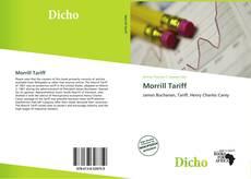 Buchcover von Morrill Tariff