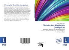 Bookcover of Christopher Middleton (navigator)