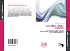Обложка John Ross (Arctic explorer)