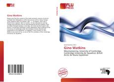 Bookcover of Gino Watkins
