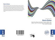 Copertina di Daria Dolan