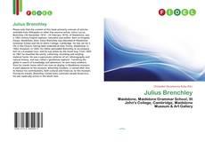 Julius Brenchley kitap kapağı