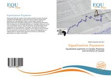 Bookcover of Equalization Payments