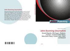 John Dunning (Journalist) kitap kapağı