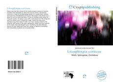 Litosphingia corticea的封面
