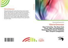 Обложка Gloria Emerson