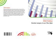 Обложка CEA Valduc