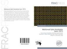 Capa do livro de Mohamed Sylla (footballer born 1971)