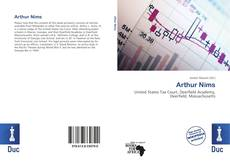 Bookcover of Arthur Nims
