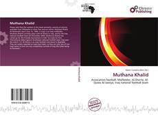 Portada del libro de Muthana Khalid