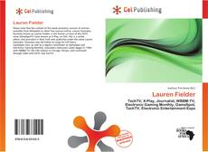 Lauren Fielder kitap kapağı