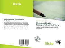 Hampton Roads Transportation Authority kitap kapağı