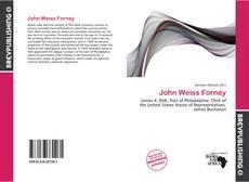 Обложка John Weiss Forney