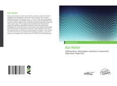 Kai Holst的封面