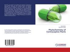 Couverture de Phytochemistry of Contraceptive Plants