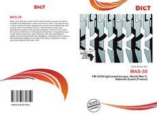 MAS-38 kitap kapağı