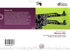 Bookcover of Mauser HSc