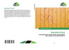 Buchcover von Karelian Front