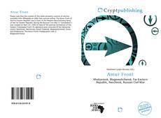 Capa do livro de Amur Front