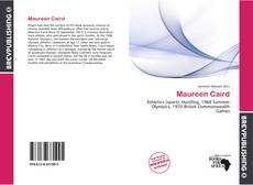 Bookcover of Maureen Caird