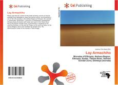 Buchcover von Lay Armachiho