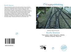 Capa do livro de Kaifu Station