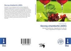 Copertina di Gevrey-chambertin (AOC)