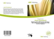 Jean Chastanié kitap kapağı