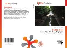 Bookcover of Callas (Var)