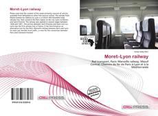 Portada del libro de Moret–Lyon railway