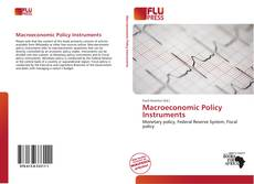 Capa do livro de Macroeconomic Policy Instruments