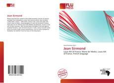 Couverture de Jean Sirmond