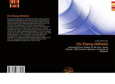 Bookcover of Chi Cheng (Athlete)