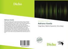 Portada del libro de Adriana Varela