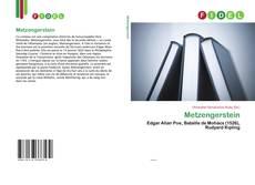 Обложка Metzengerstein
