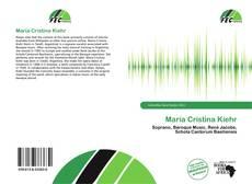 Обложка María Cristina Kiehr