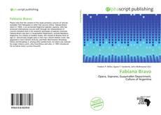 Fabiana Bravo kitap kapağı