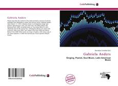 Bookcover of Gabriela Anders