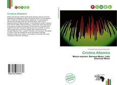 Bookcover of Cristina Altamira