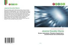 Обложка Jeanne Coroller-Danio