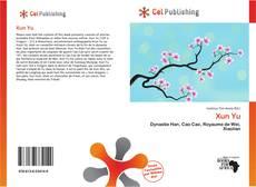 Xun Yu kitap kapağı