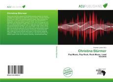 Portada del libro de Christina Stürmer