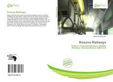 Bookcover of Kosovo Railways