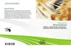 Copertina di Detroit Diesel