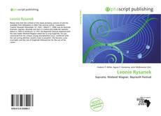 Leonie Rysanek的封面