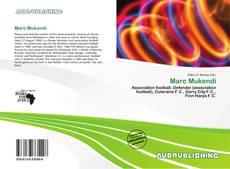 Capa do livro de Marc Mukendi