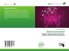 Gates Corporation kitap kapağı