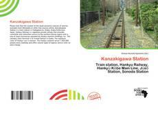 Portada del libro de Kanzakigawa Station