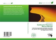 Bookcover of Guillaume Stanislas Marey-Monge