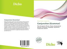 Bookcover of Conjunction (Grammar)